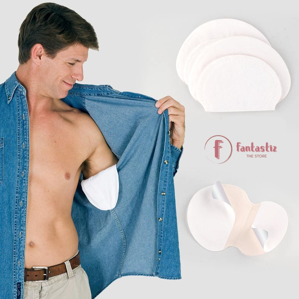 Anti-Sweat Armpit Absorbent Pads | FANTASTIZ - The Store